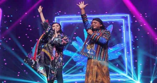 Agnez Mo Hingga Didi Kempot Raih Penghargaan Billboard Indonesia Music Awards - JPNN.COM