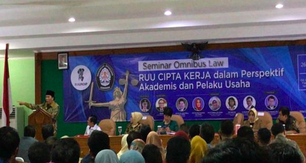 RUU Omnibus Law Cipta Kerja tak Membatasi Kepentingan Buruh - JPNN.COM
