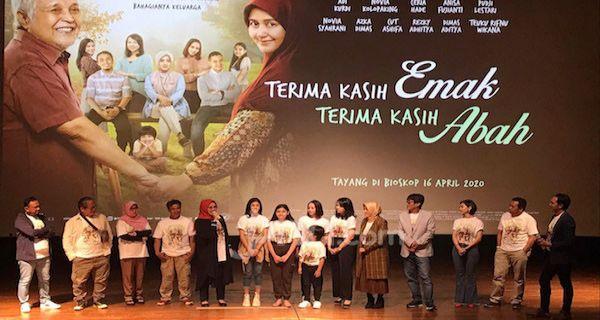 Ini Jadwal Tayang Film 'Terima Kasih Emak Terima Kasih Abah' - JPNN.COM