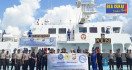 Bea Cukai, BNN, dan Kepolisian Gelar Patroli Laut Bersama untuk Berantas Peredaran Narkotika - JPNN.com
