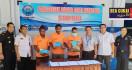 Bea Cukai dan BNNP Papua Musnahkan Narkotika - JPNN.com