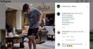 Pulang dari Inggris, Jack Brown Pamer Aksi Stay At Home Challenge - JPNN.com