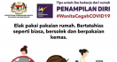 Kementerian Wanita Malaysia Minta Para Istri Tak Omeli Suami selama Lockdown Corona - JPNN.com