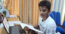 Bek Kanan Muda Akademi ASIOP Ini Ungkap Sisi Positif Belajar Online dari Rumah - JPNN.com