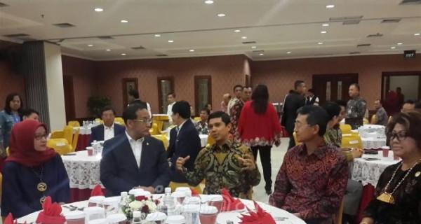 Menteri PANRB Makan Malam Bersama Delegasi Korea - JPNN.com