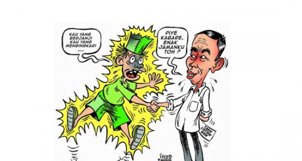 Naikkan TDL, Presiden Jokowi Tuai Kecaman - JPNN.com