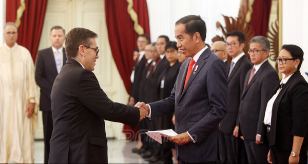 Dubes LBBP Kolombia Juan Camilo Valencia Gonzalez - JPNN.com