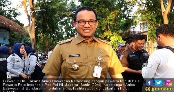 Gerindra Diprediksi tak Usung Anies Baswedan di Pilpres 2024 - JPNN.COM