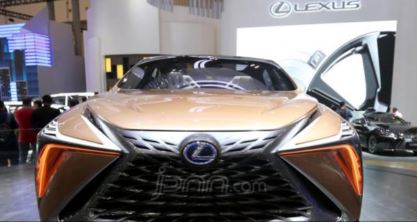 Lexus LF-1 Limitless - JPNN.com