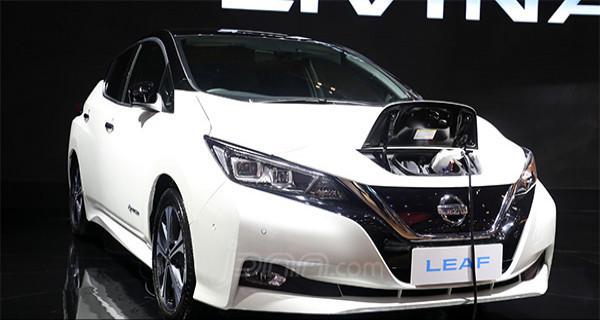 Nissan Motors Indonesia Hadirkan Leaf - JPNN.com