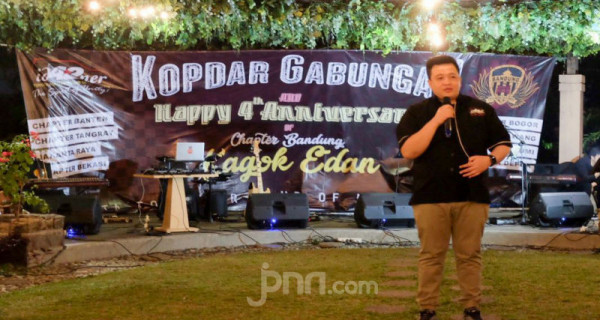 Kopdar ID42NER Chapter Bandung - JPNN.com