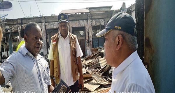 Pemulihan Jayapura, KemenPUPR Butuh Rp 100 Miliar - JPNN.com