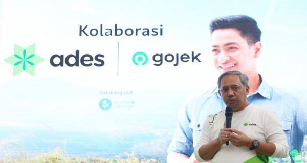 Peluncuran Sinergi #NiatMurni Ades dan Gojek - JPNN.com