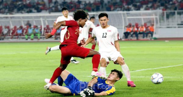 Timnas Indonesia U-19 Bermain Imbang Atas Timnas DPR Korea U-19 Dengan Skor 1-1 - JPNN.com
