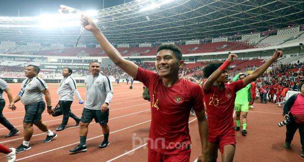 Timnas U-19 Indonesia Lolos Piala Asia U-19 2020 - JPNN.com