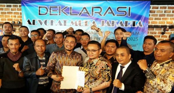 Dukungan Advokat Muda Jakarta Kepada Otto - JPNN.com