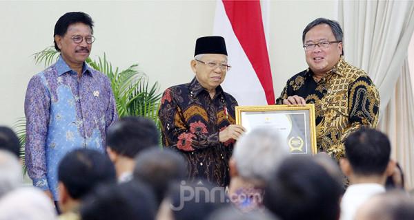 Wapres Beri Penghargaan untuk Kemenristek dan BRIN - JPNN.com