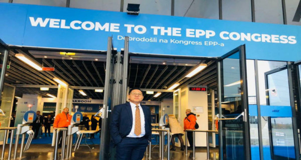 Cak Imin Bawa Misi Khusus di Kongres European People's Party - JPNN.com