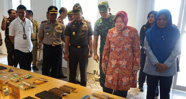 Bertepatan HGN, Museum Pendidikan Surabaya Diresmikan - JPNN.com