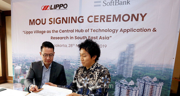 Iippo Karawaci dan Softbank
