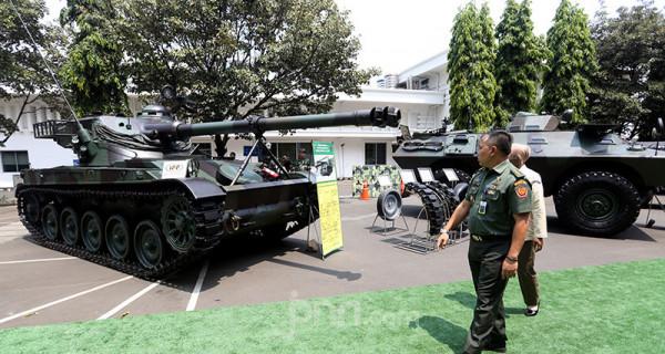 Pameran Industri Pertahanan Dalam Negeri - JPNN.com