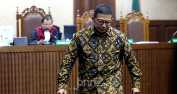 Mantan Menag Lukman Hakim Saifuddin Bersaksi Di Sidang Romahurmuziy - JPNN.com