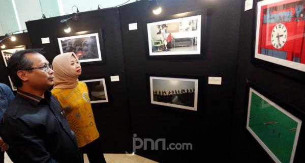 Pameran Foto Jurnalistik BPJAMSOSTEK - JPNN.com