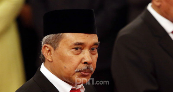 Anggota Dewan Pengawas KPK Syamsuddin Haris - JPNN.com