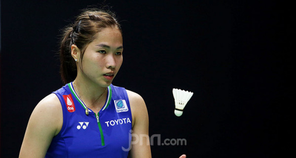 Pebulutangkis Putri Thailand Ratchanok Intanon - JPNN.com