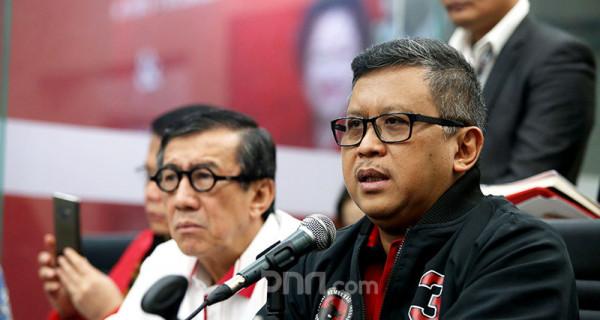 PDIP Bentuk Tim Hukum - JPNN.com