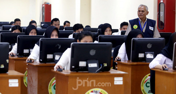 Tes CPNS Kementerian ATR/BPN TA 2019 - JPNN.com