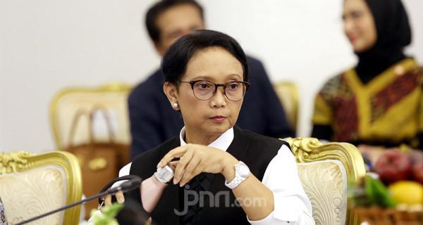 Menlu Retno Marsudi - JPNN.com