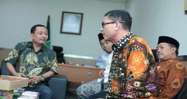 Nurmansjah Lubis Datangi Fraksi-fraksi DPRD DKI Jakarta - JPNN.com