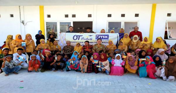 Yayasan OT Group Peduli Resmikan Asrama Panti Asuhan Wali Songo dan Karya Thayyibah - JPNN.com