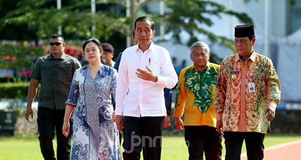 Ketua DPR dan MPR Dampingi Jokowi Hadiri HPN 2020 - JPNN.com
