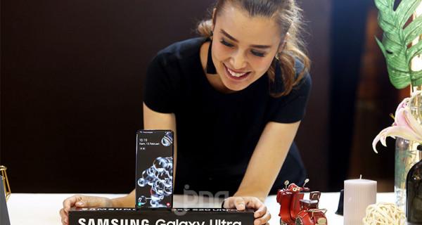 Samsung Luncurkan Galaxy S20 Ultra - JPNN.com