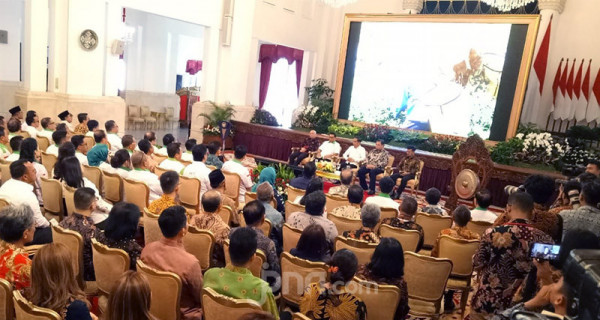 Buka ASAFF, Presiden Jokowi Ingin HKTI Beri Dobrakan - JPNN.com