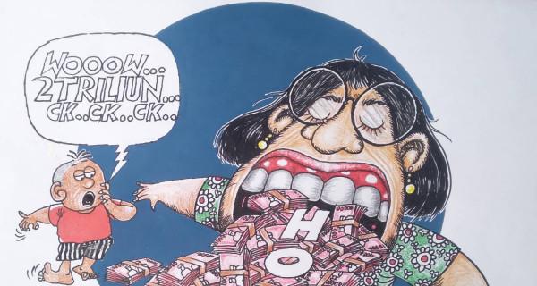 Karikatur Make free