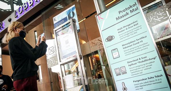 Mall Dibuka Lagi, WHO Khawatir Infeksi Covid-19 Meningkat Lagi